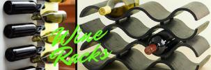 Wine Rack Button